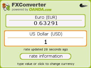 Conversor De Monedas Oanda Fxconverter