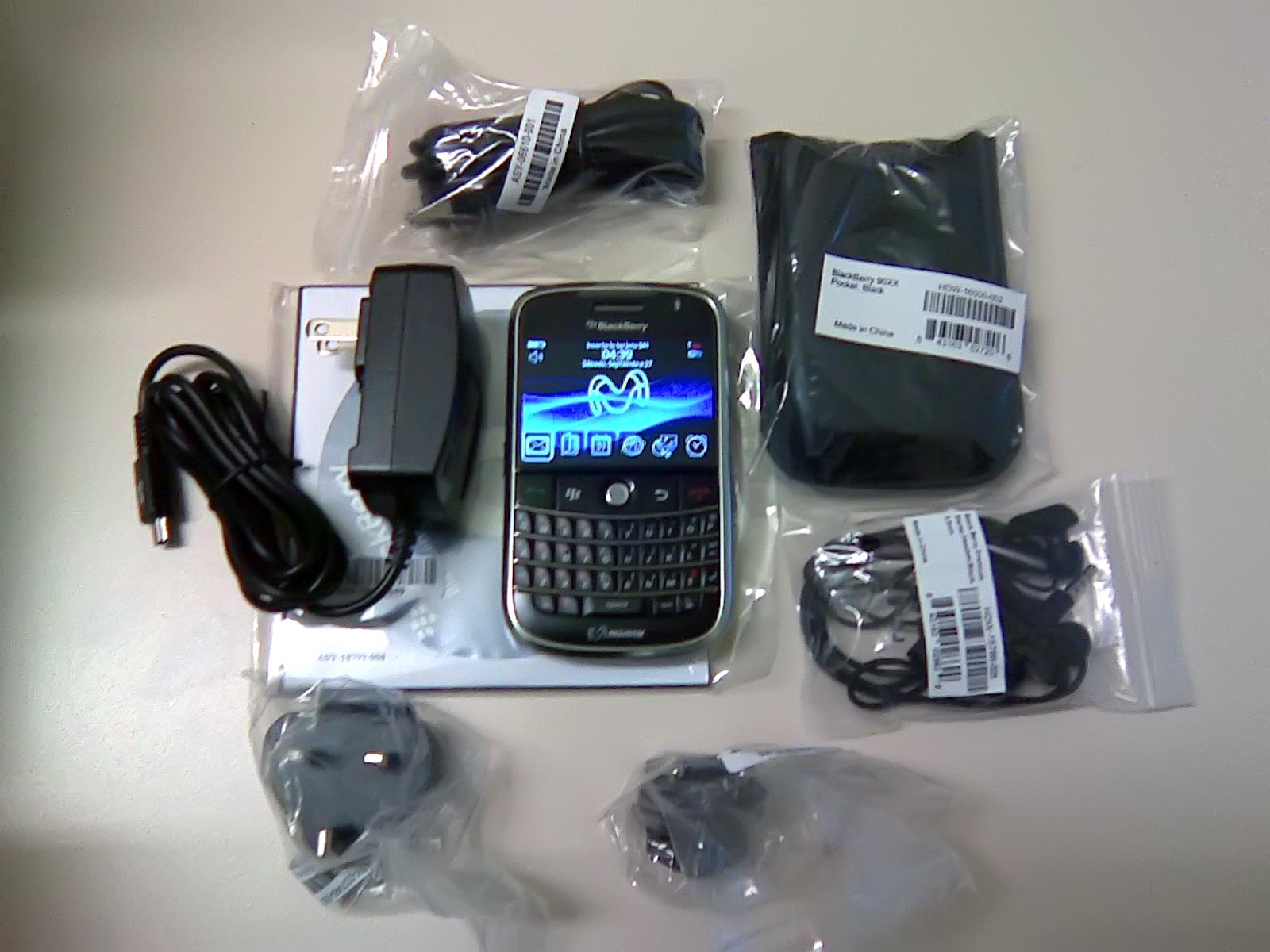 Desempaquetamos la BlackBerry Bold