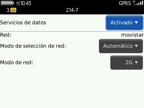 Desbloqueo BlackBerry Storm 9530 de Verizon ya disponible