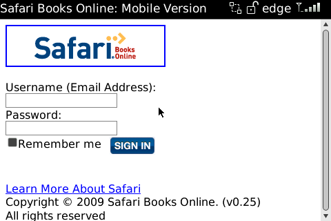 safaribooksonline