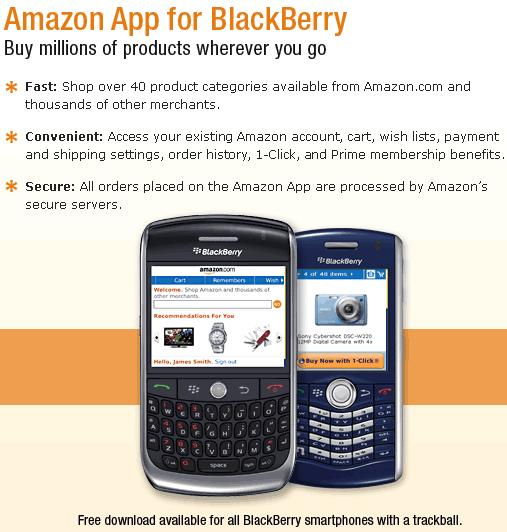 Download blackberry app now