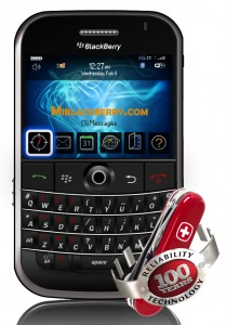Swiss Army Knife for Blackberry