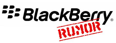 BlackBerry rumor