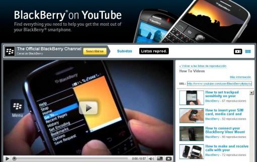blackberryonyoutube