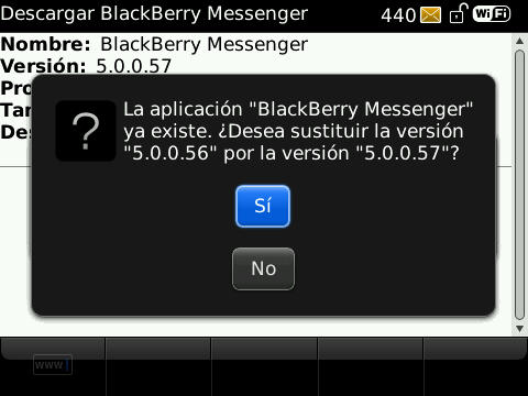 BB Messeger 5.0.0.57