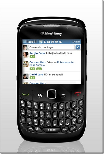 descargar tuenti para blackberry 8520