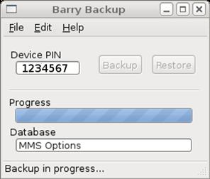 barry backup