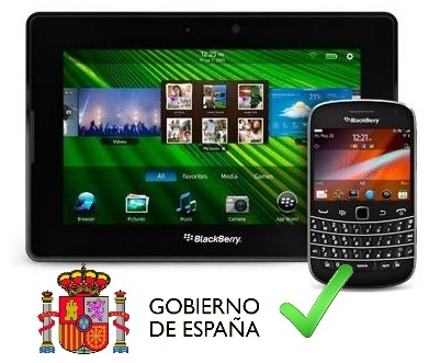blackberry mobile fusion thumb El gobierno de España cambia a Blackberry